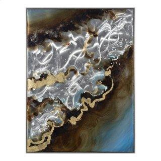 Geode Wall Décor
