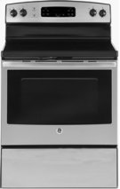"""30"""" Free Standing Electric Standard Clean Range Product Image"""