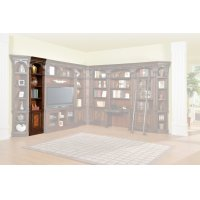 Corsica 22 in. Open Top Bookcase Product Image