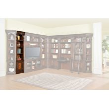 Corsica 22 in. Open Top Bookcase