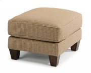 Perth Fabric Ottoman Product Image