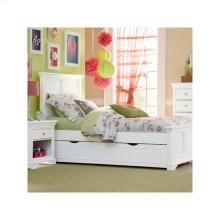Devin Panel Bed