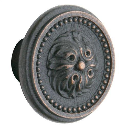 Distressed Venetian Bronze 5050 Estate Knob