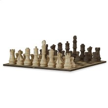 Gentlemen's Club Chess Set - ANC BRS