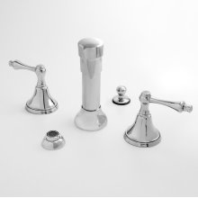 Bidet Set with Lexington Handle