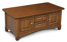 West Lake Cabinet Coffee Table