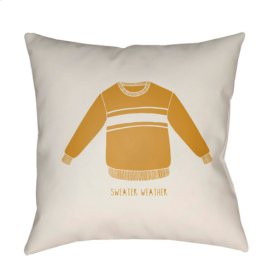 "Sweater Weather SWR-004 20"" x 20"""