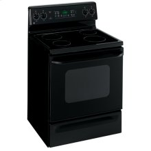 "GE® 30"" Free-Standing Electric Range (This is a Stock Photo, actual unit (s) appearance may contain cosmetic blemishes.  Please call store if you would like actual pictures).  This unit carries our 6 month warranty, MANUFACTURER WARRANTY and REBATE NOT VALID with this item. ISI 32634"
