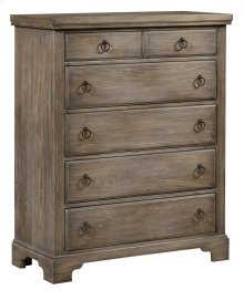 Whiskey Barrel - Chest