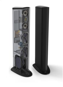 Triton Two+ Floorstanding Tower Loudspeaker with Built-In 1200 Watt Powered Subwoofer (ea)
