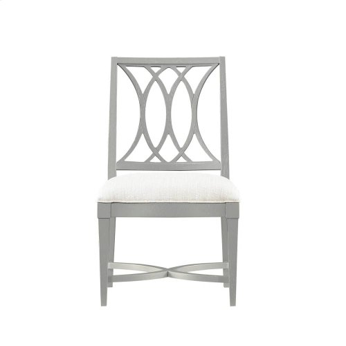 Resort-Heritage Coast Side Chair in Morning Fog