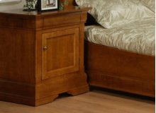 Phillipe 1 Door 1 Drawer Night Stand