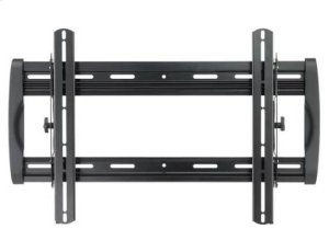 "Black Tilting Wall Mount for 37"" - 90"" flat-panel TVs"