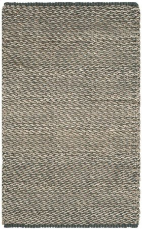 Natural Fiber Hand Tufted/Hooked Runner Rug