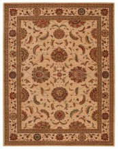 LIVING TREASURES LI04 IV RECTANGLE RUG 7'6'' x 9'6''