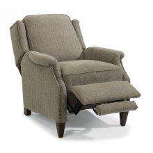 Zevon Fabric High-Leg Recliner