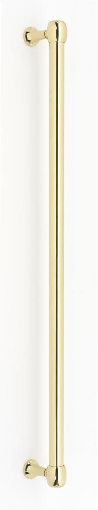 Royale Appliance Pull D980-18 - Polished Brass