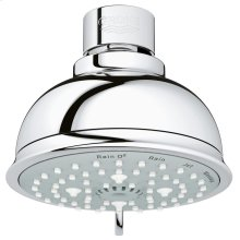 Tempesta Rustic 100 Shower Head 4 Sprays