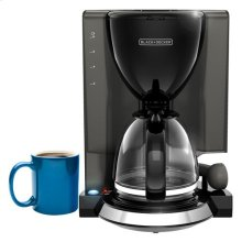 Easy 8-Cup Coffee Maker