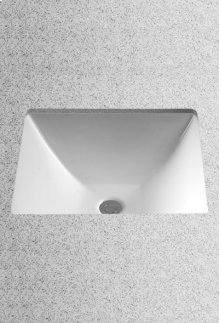 Cotton Legato™ Undercounter Lavatory, with SanaGloss