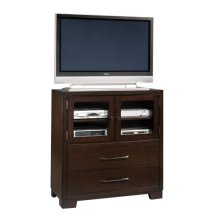 Sable 2 Drawer Media Chest