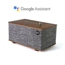 THE THREE with Google Assistant
