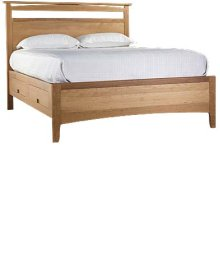 Highline Storage Bed - Double