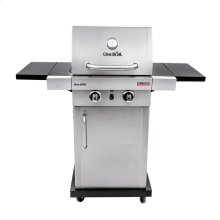 COMMERCIAL 2 BURNER GAS GRILL