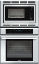 30 inch Masterpiece® Series Combination Oven (oven and convection microwave) MEDMC301JS Product Image
