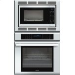 Thermador30 inch Masterpiece(R) Series Combination Oven (oven and convection microwave) MEDMC301JS