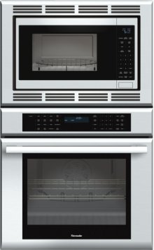 30 inch Masterpiece® Series Combination Oven (oven and convection microwave) MEDMC301JS