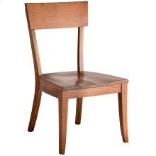 Bella Side Chair - Wood Seat