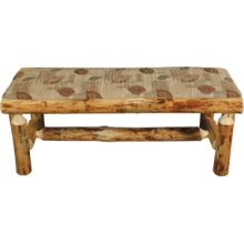 RRP178 Upholstered Bench