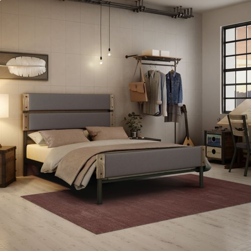 Dunhill Regular Footboard Bed - King