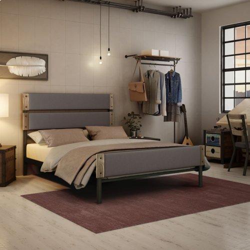 Dunhill Regular Footboard Bed - King