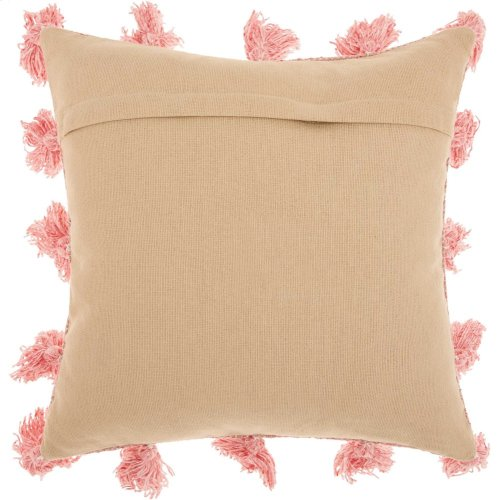 """Life Styles Dp005 Rose 18"""" X 18"""" Throw Pillows"""
