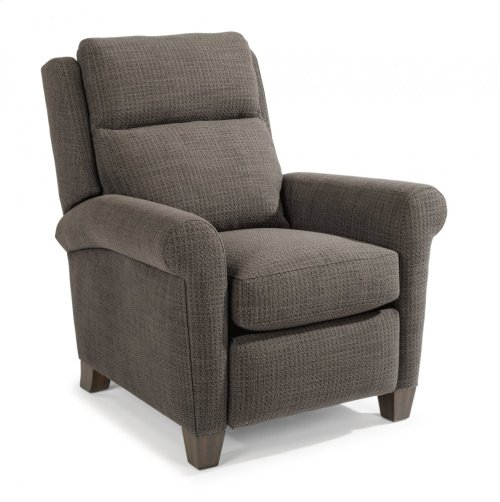 Abby Fabric Power High-Leg Recliner