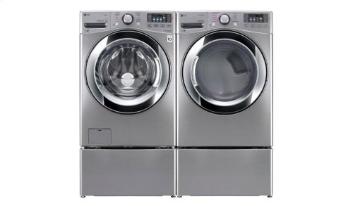 4.5 cu. ft. Ultra Large Capacity with Steam Technology