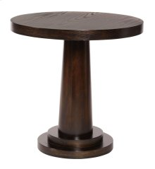 Mercer Round End Table in Java (764)