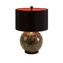 Arabela Magazine Collage Table Lamp