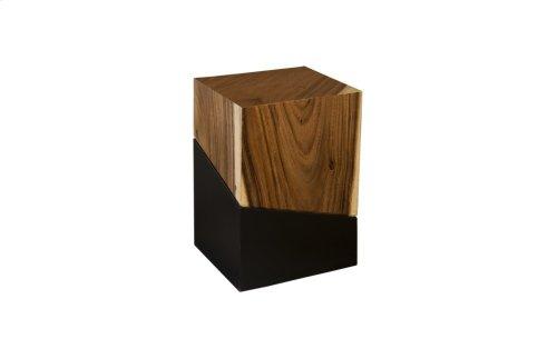Geometry Side Table