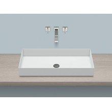 Sit-on basin
