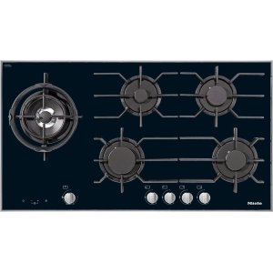 MieleKM 3054 G Gas cooktop with electronic functions for maximum safety and user convenience.