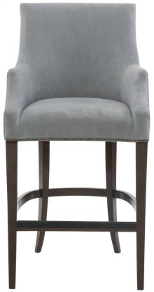 Keeley Bar Stool in Cocoa