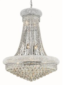 1800 Primo Collection Hanging Fixture Chrome Finish
