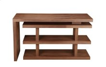 Compac Desk Walnut
