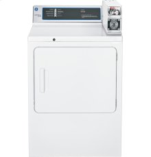 GE® 7.0 Cu. Ft. Capacity Coin-Operated Gas Dryer