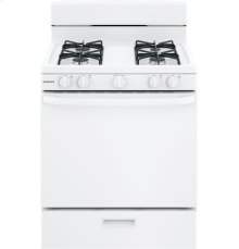 "Hotpoint® 30"" Free-Standing Gas Range"