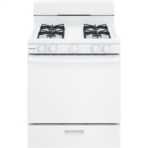 "HotpointHotpoint(R) 30"" Free-Standing Gas Range"