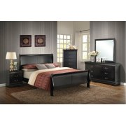 Belleview Black Bedroom Product Image